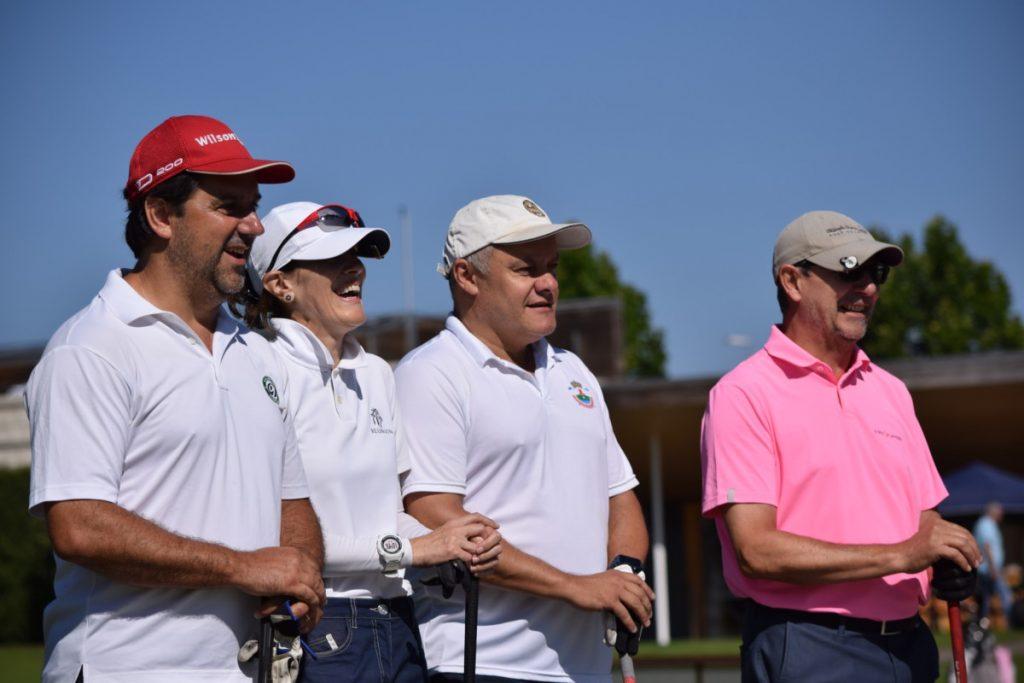 Casi 90 participantes disfrutaron del II Torneo de Golf Deporte Rioja