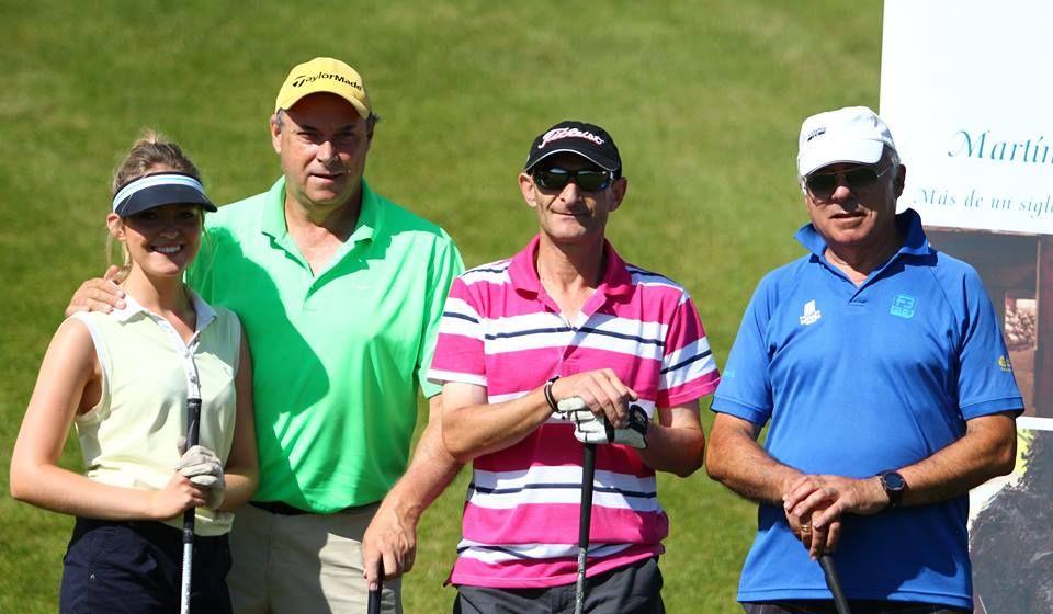 El próximo 16 de julio se disputará el segundo Torneo de Golf 'Deporte Rioja'