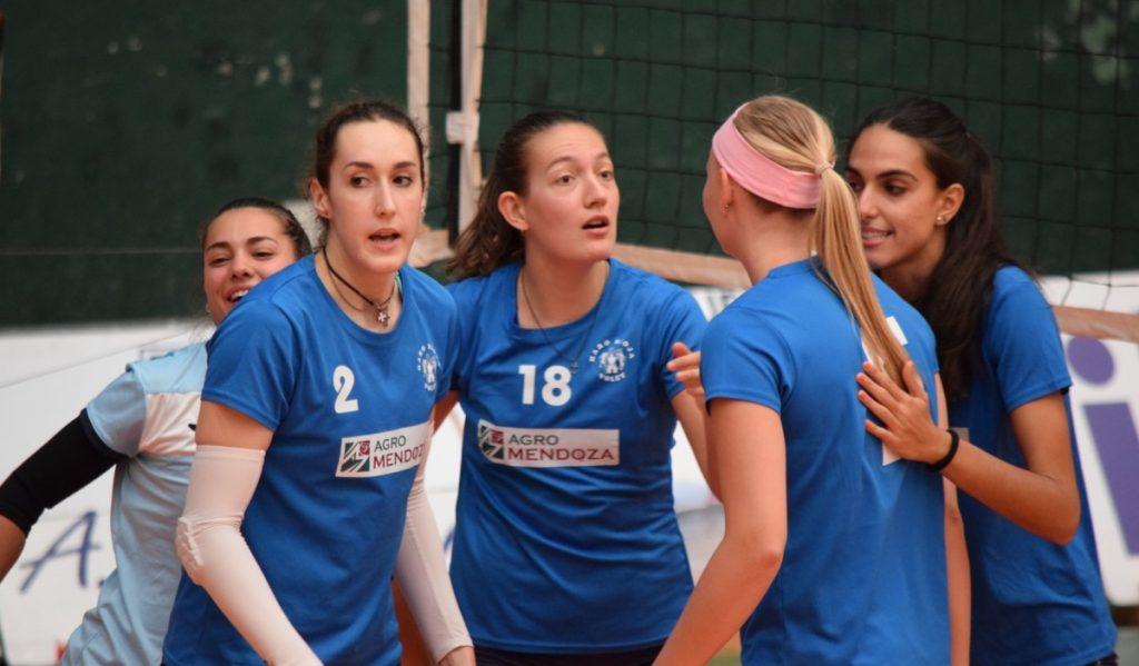 Sábado de Superliga con la disputa del Memorial Lorena Ojeda