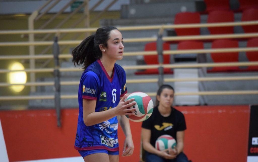 La Federación Española de Voleibol convoca a Vega Lope para una concentración de la Selección Sub-17 en Soria