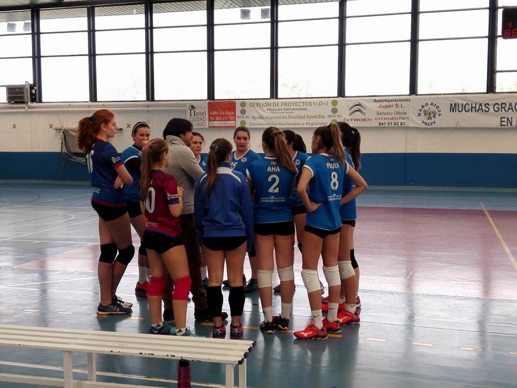 Comienza la segunda fase de los Juegos Deportivos de La Rioja
