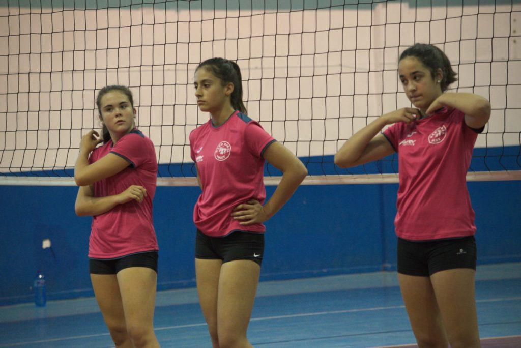 Carla Prieto, convocada por la Selección Española Sub-15 para una concentración en Soria