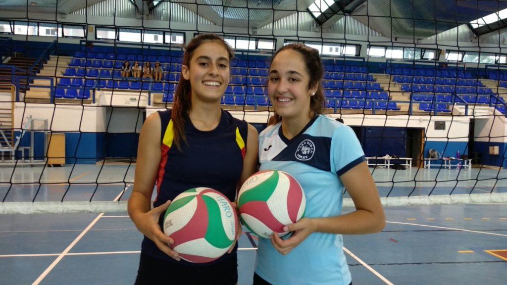 Carla Prieto y Vega Lope serán parte de la Concentración Permanente de la Selección Española en Soria