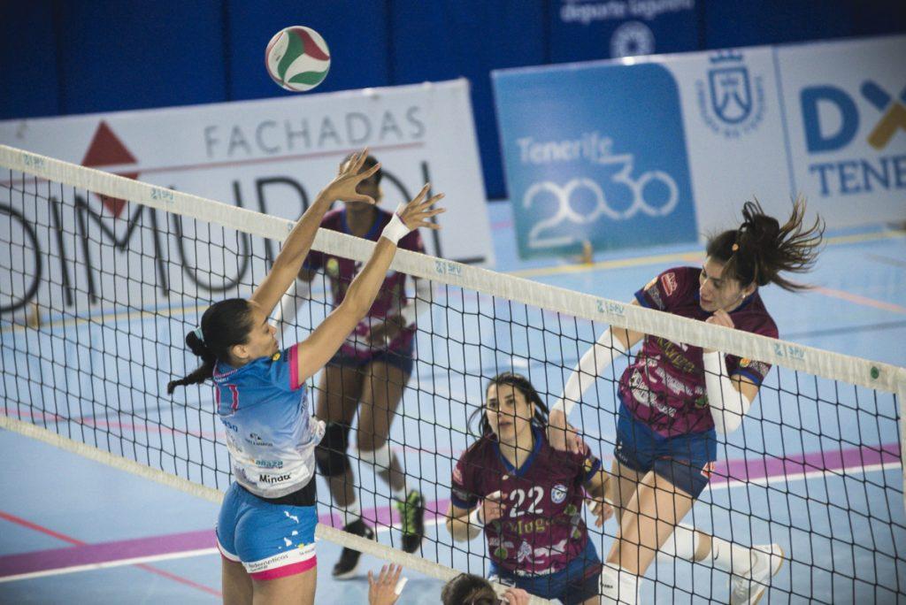 El OSACC Haro Rioja Voley cae en Tenerife, pero conserva la segunda plaza de la Liga Iberdrola
