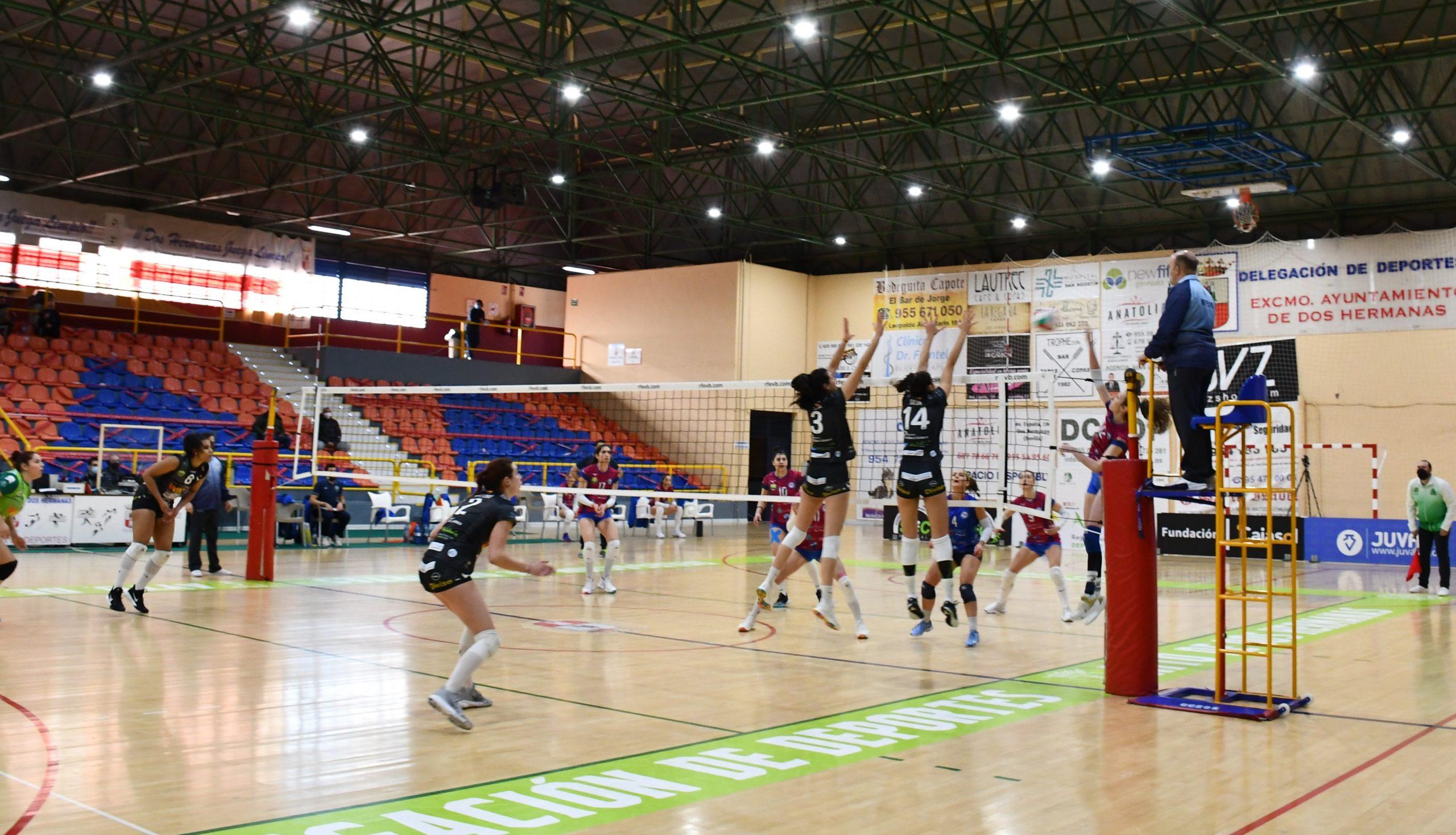 Cajasol vs OSACC Haro