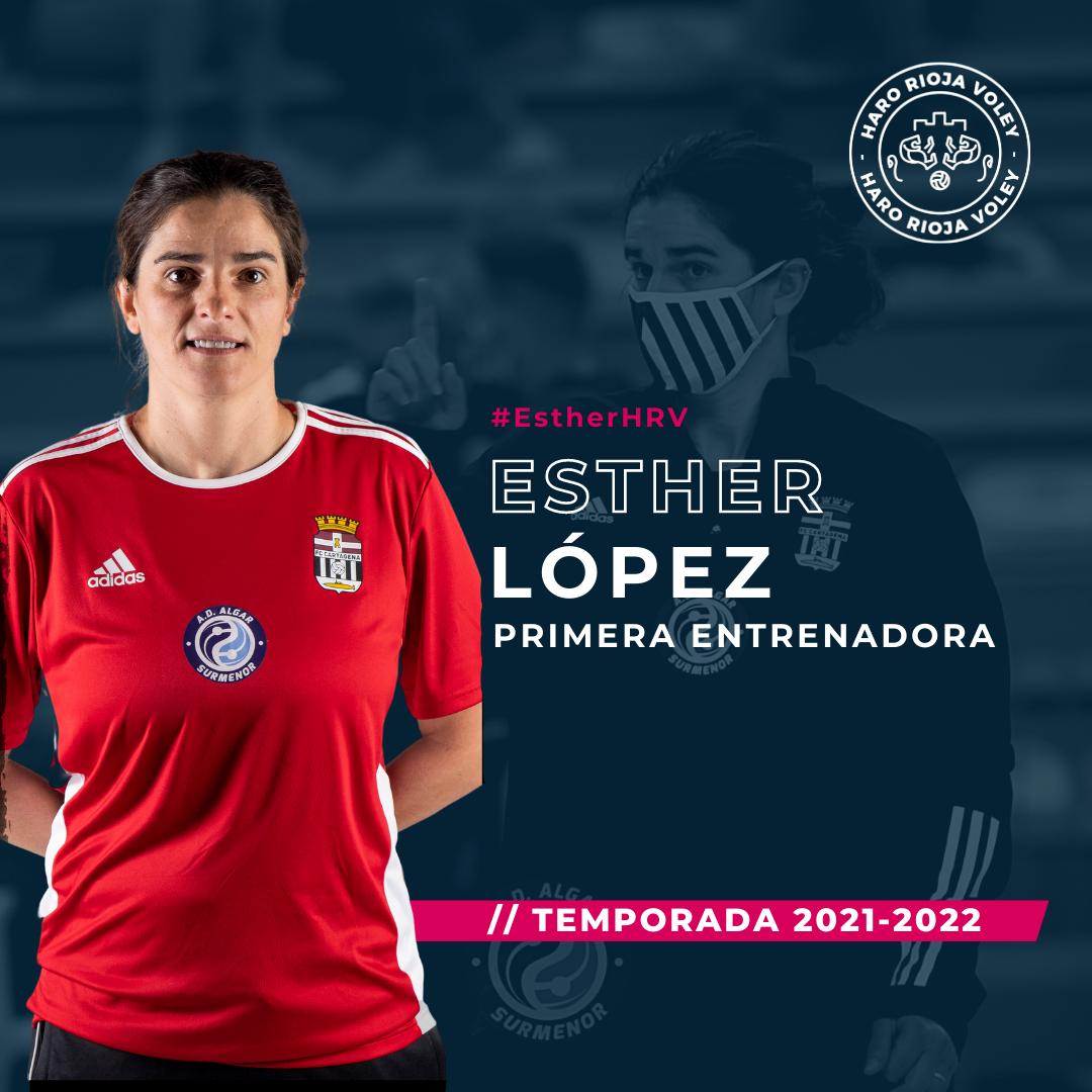 Fichaje Esther López