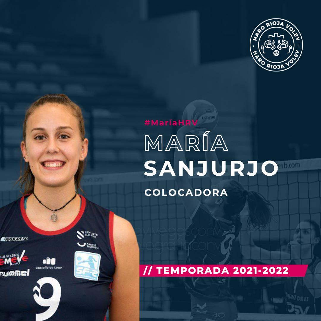 María Sanjurjo